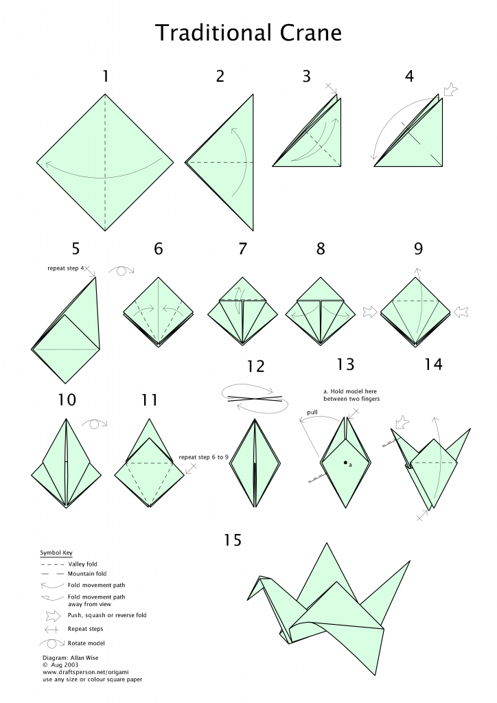how-to-make-an-origami-crane-step-by-instructions-easy-origami ... | 1024x724
